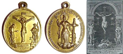 Santísimo Cristo de la Corona de Valencia- XVII (Ventana) (R.M. PFV-Corona 1) Corona10