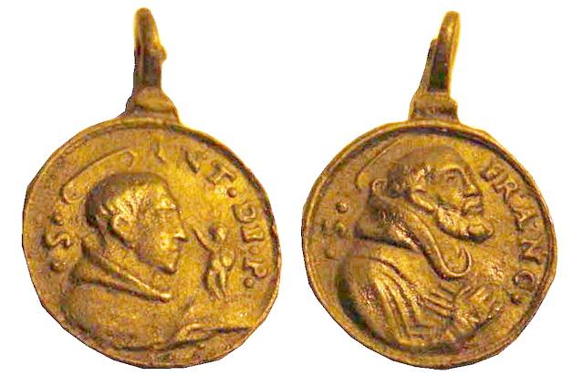 Recopilacion medallas  San Francisco de Asis Corsin10