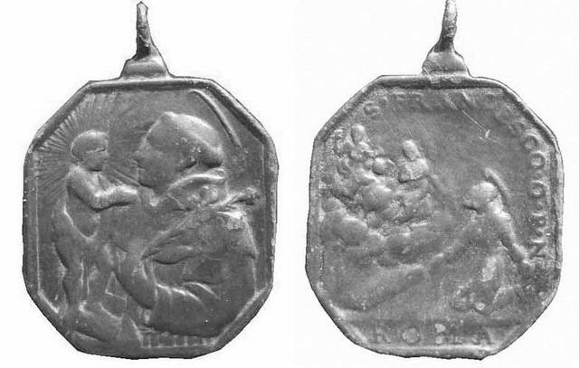 Recopilacion medallas  San Francisco de Asis Corsin11