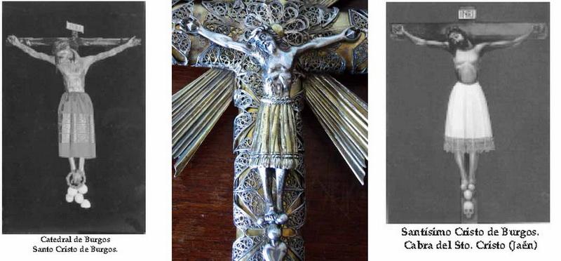 Cruz con pila benditera. XV-XVII. Cristo Enaguillas. - Página 2 Crucif18