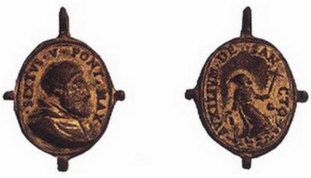 Recopilacion medallas  San Francisco de Asis Franci29