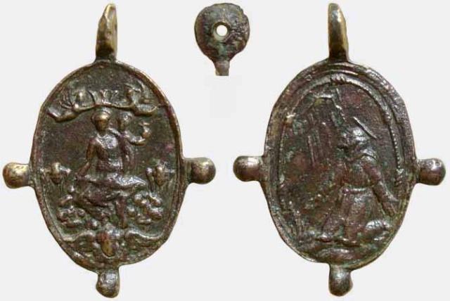Recopilacion medallas  San Francisco de Asis Franci31