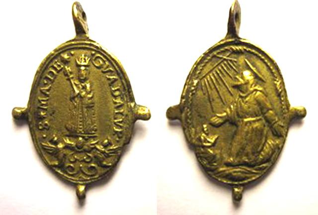 Recopilacion medallas  San Francisco de Asis Franci32