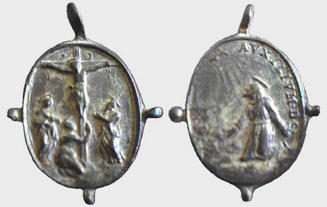 Recopilacion medallas  San Francisco de Asis Franci34