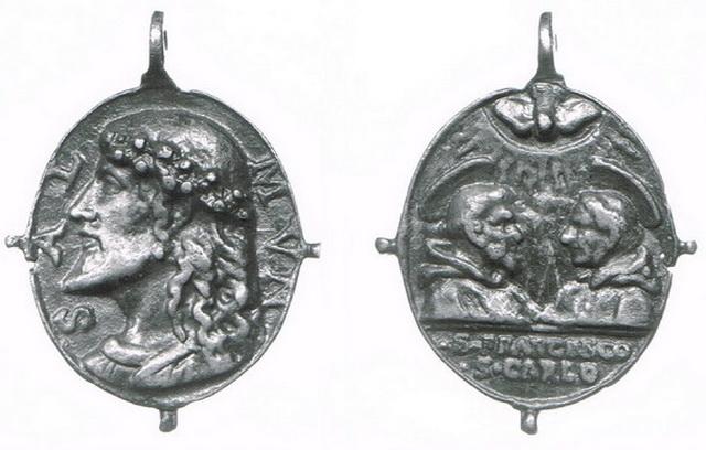 Recopilacion medallas  San Francisco de Asis Fsainz10