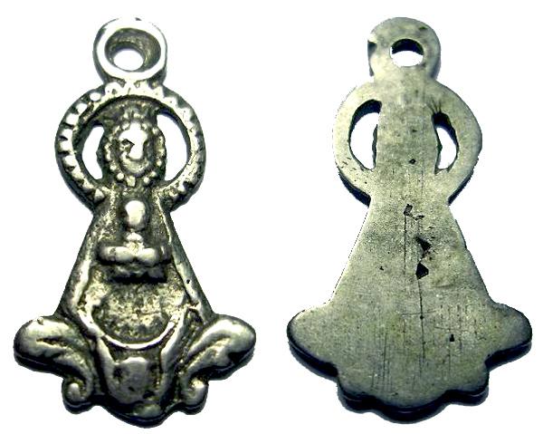 medalla pastoril Virgen del Henar (R.M. PFV-Henar 2) Henar-10