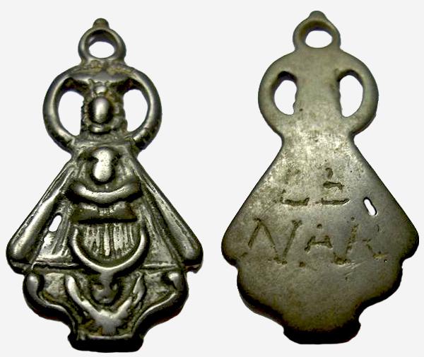Medalla N. S. Del Henar - ( Pastoril ) (R.M. PFV-Henar 8) Henar-17