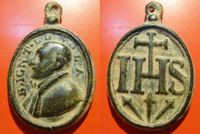 Medalla Inmaculada Concepción / Nomina Sacra IHS (R.M. SXVII-O295) Ignaci11