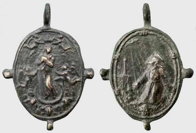 Recopilacion medallas  San Francisco de Asis Insvla11