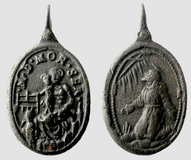 Recopilacion medallas  San Francisco de Asis Jacobo10