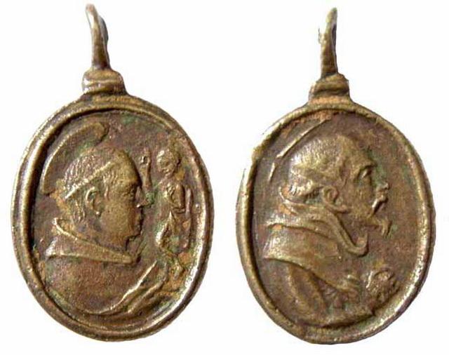 Recopilacion medallas  San Francisco de Asis Jacobo11