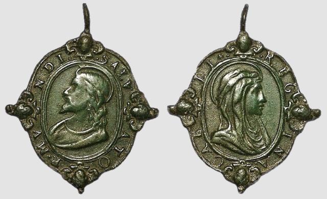 Recopilación medallas con el Rostro de Cristo ( Salvator Mvndi II) Jesucr20