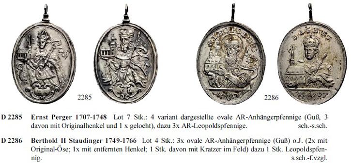 leopoldo - Medalla San Leopoldo y Beata Agnes  (R.M. SXVIII-O208-209-210) Leopol10
