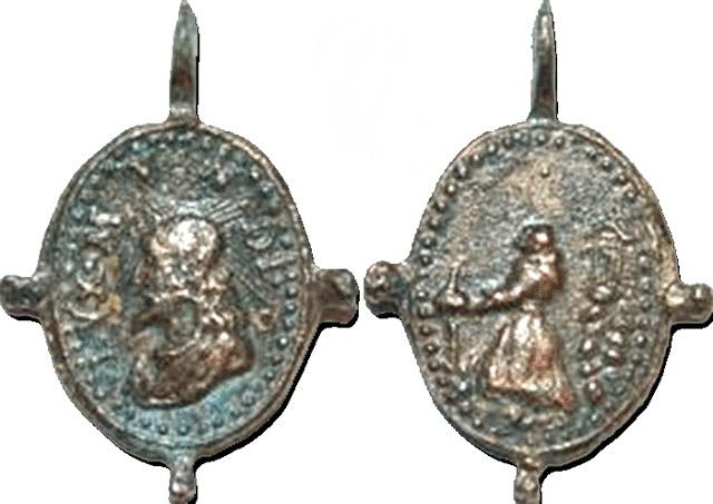 Recopilacion medallas  San Francisco de Asis Miguel11