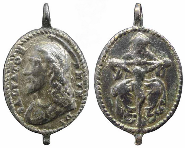 Recopilación medallas con el Rostro de Cristo ( Salvator Mvndi II) Mr298_10