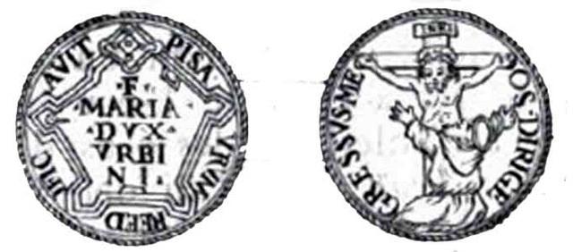 Recopilacion medallas  San Francisco de Asis Pesaro11