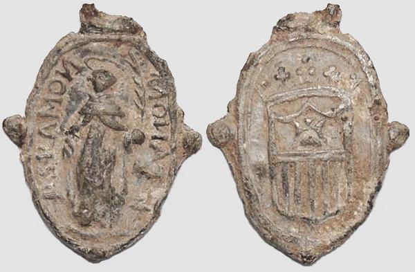 Medalla S. Ramón Nonato/Emblema Orden de la Merced (R.M. Pe Ramon Nonato 1) Ramon_10