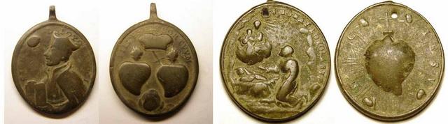asis - Algunas medallas sobre San Francisco de Asís Rgude110