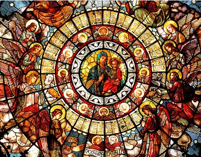 S. Ambrosio de Milán / Virgen de la Salud de Milán (R.M. Pe Ambrosio 1) Salute11