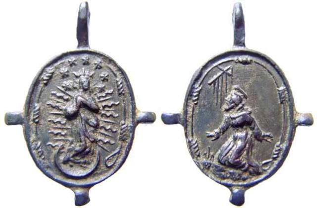 Recopilacion medallas  San Francisco de Asis Seriei10