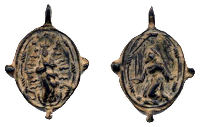 Recopilacion medallas  San Francisco de Asis Seriei11