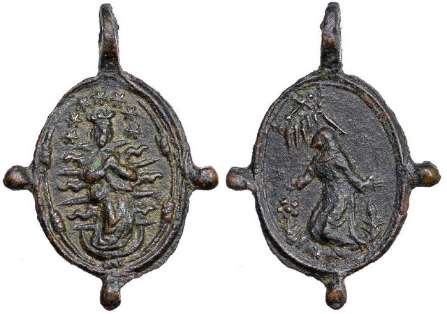 Recopilacion medallas  San Francisco de Asis Seriei12