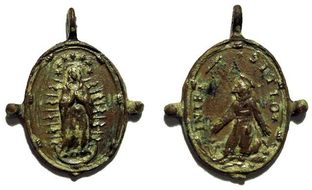Recopilacion medallas  San Francisco de Asis Seriei16