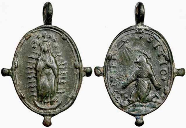 Recopilacion medallas  San Francisco de Asis Seriei17