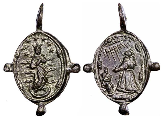 Recopilacion medallas  San Francisco de Asis Seriei18