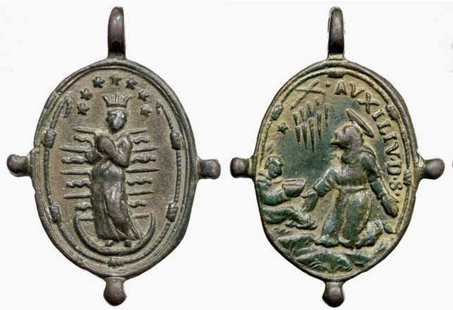 Recopilacion medallas  San Francisco de Asis Seriei19