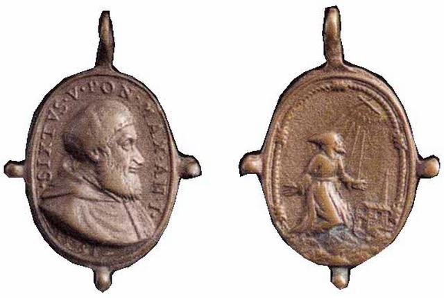 Recopilacion medallas  San Francisco de Asis Sixto_12