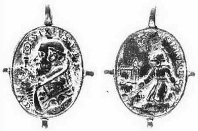 Recopilacion medallas  San Francisco de Asis Sixtov11