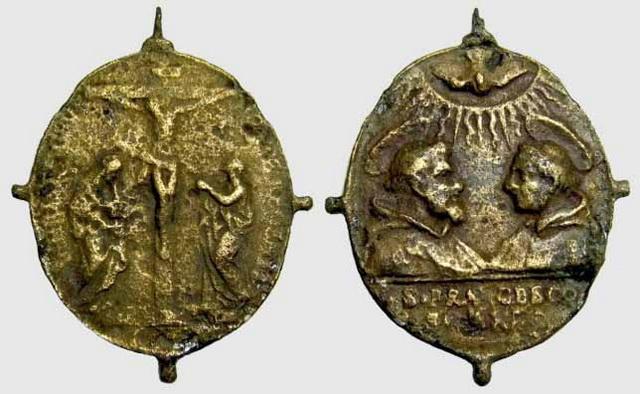Recopilacion medallas  San Francisco de Asis Staric10