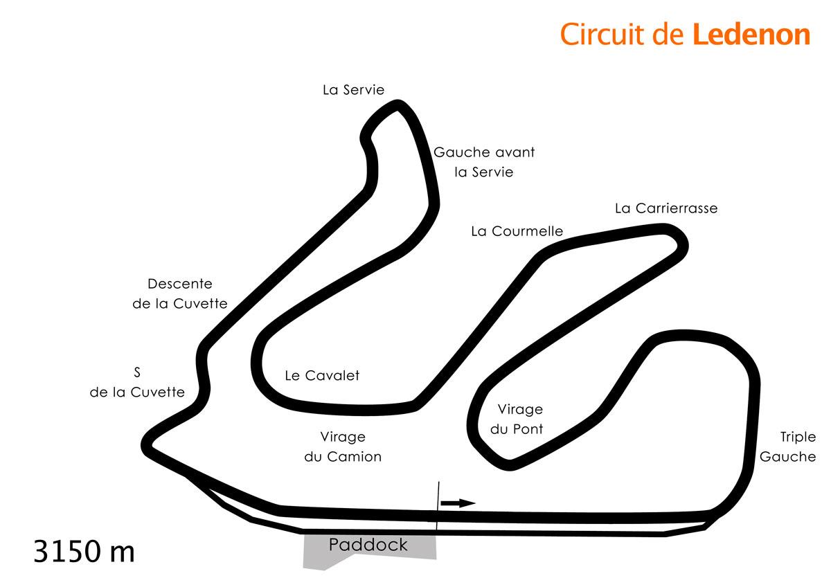 Infos générales circuits Fc12-l10