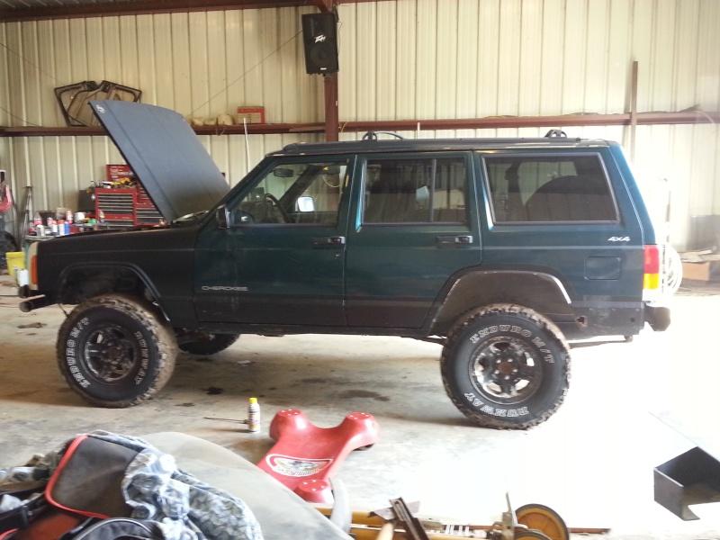 Jeep Cherokee 20140410