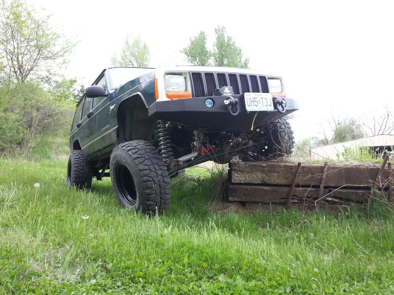 Jeep Cherokee 20140510