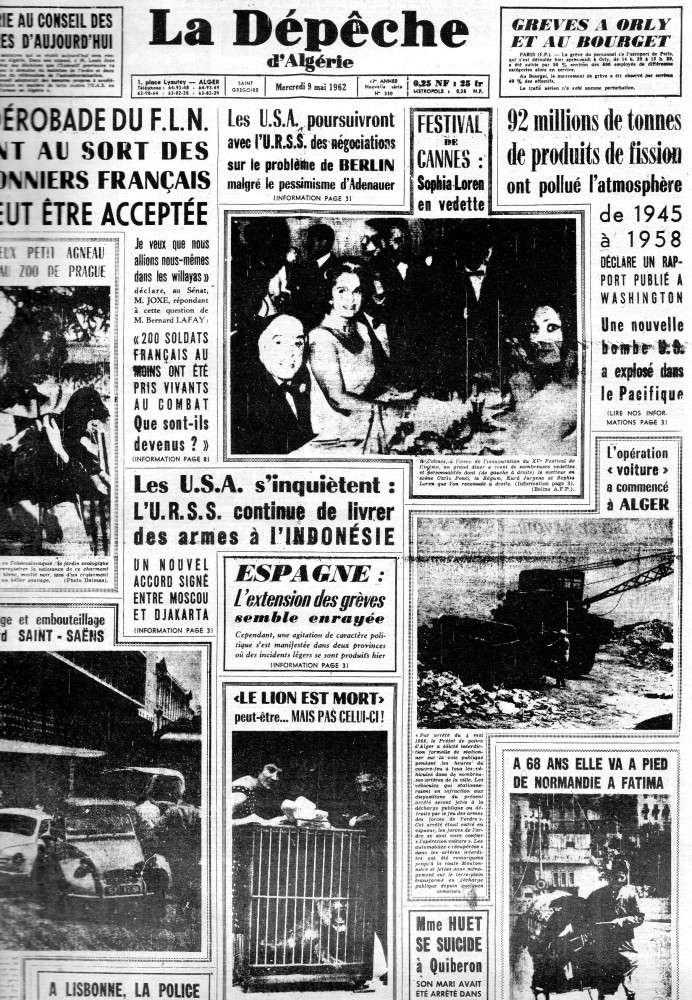 ALGERIE PRESSE MAI 1962 154