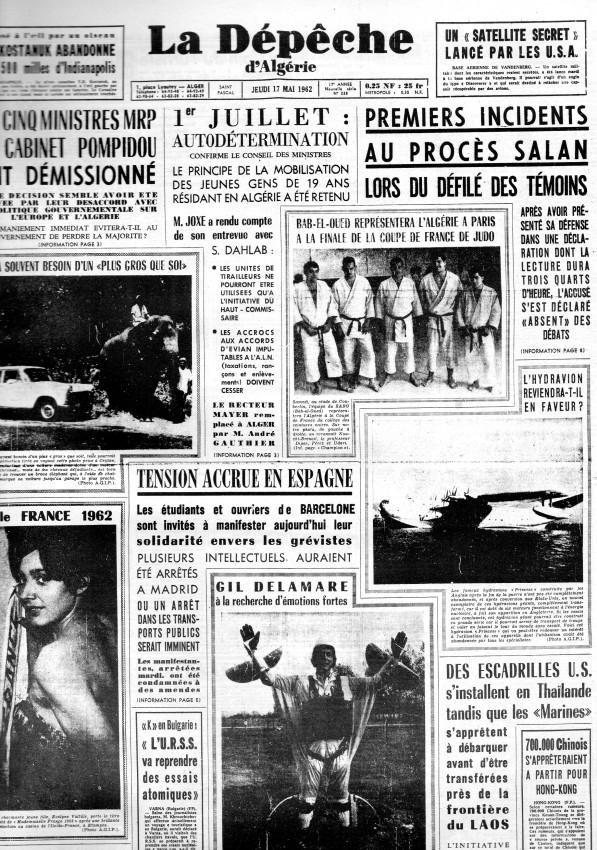 ALGERIE PRESSE MAI 1962 155
