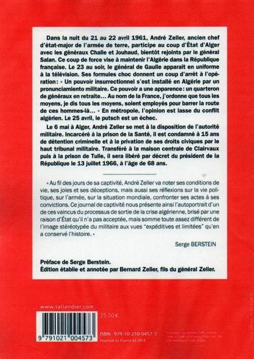 JOURNAL D'UN PRISONNIER Img02910