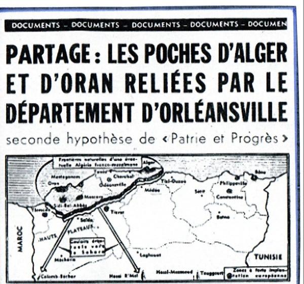 ALGERIE PRESSE 1962 2ème partie   préambule Img88411