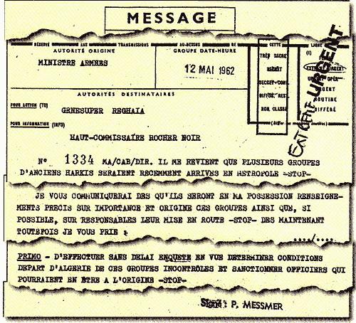 ALGERIE PRESSE MAI 1962 News7110