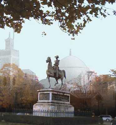 ALGERIE, statue du Duc d'Orléans, le saviez vous ? Statue11