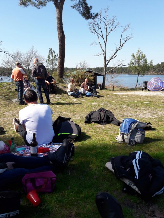 Petite virée au Lac D'Hostens 22015