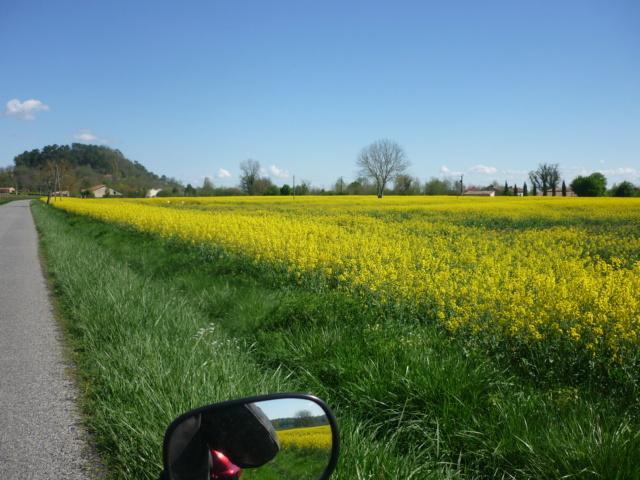 C.R Aubeterre sur Dronne en Charente Aubete12