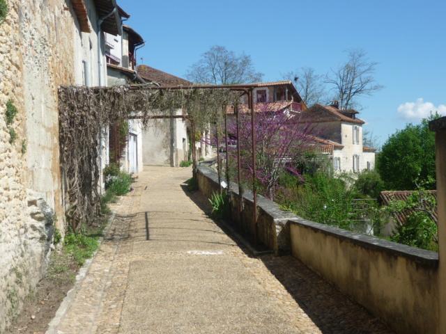C.R Aubeterre sur Dronne en Charente Aubete33