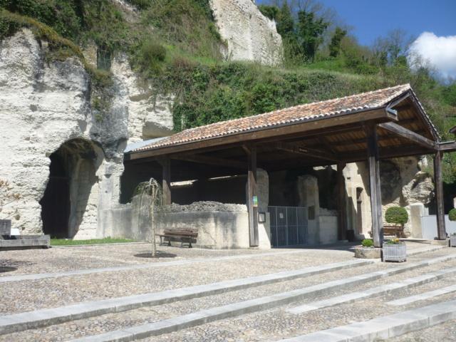 C.R Aubeterre sur Dronne en Charente Aubete34