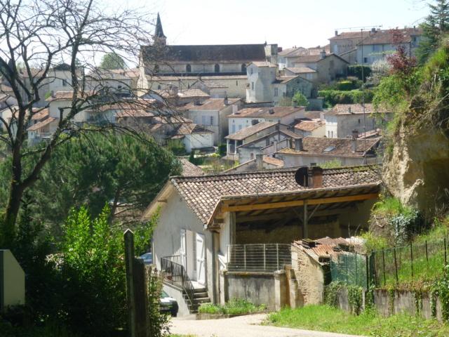 C.R Aubeterre sur Dronne en Charente Aubete37