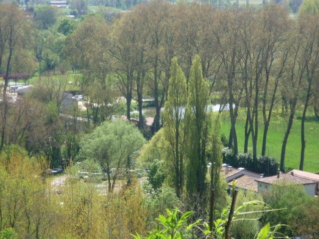 C.R Aubeterre sur Dronne en Charente Aubete39