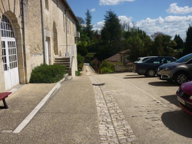 C.R Aubeterre sur Dronne en Charente Aubete41