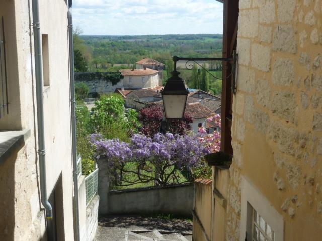 C.R Aubeterre sur Dronne en Charente Aubete44